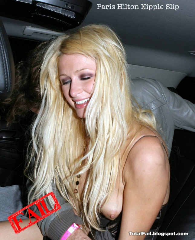 Paris-Hilton-Nipple-Slip-Fail