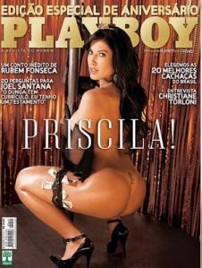 Priscila-Playboy- divulgacao-playboy - Foto-Legenda 240709